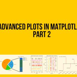 Advanced plots in Matplotlib-Part2
