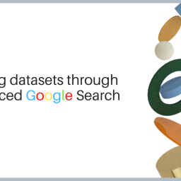 Getting Datasets for Data Analysis tasks—Advanced Google Search