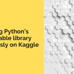 Using Python's datatable library seamlessly on Kaggle