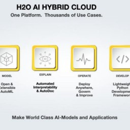 H2O AI Hybrid Cloud: Democratizing AI for every person and every organization